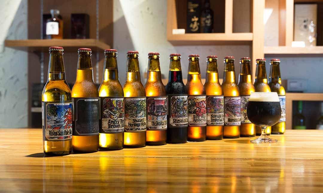 淺草酒藏-日本精釀啤酒經典款 2 瓶