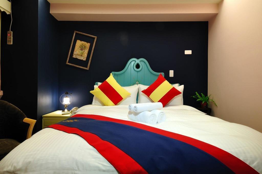 伊麗莎白酒店-高級客房|風情萬種