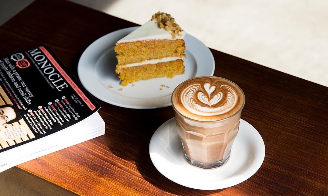 Woolloomooloo 西門-澳式工業風 | 咖啡 + 手工蛋糕
