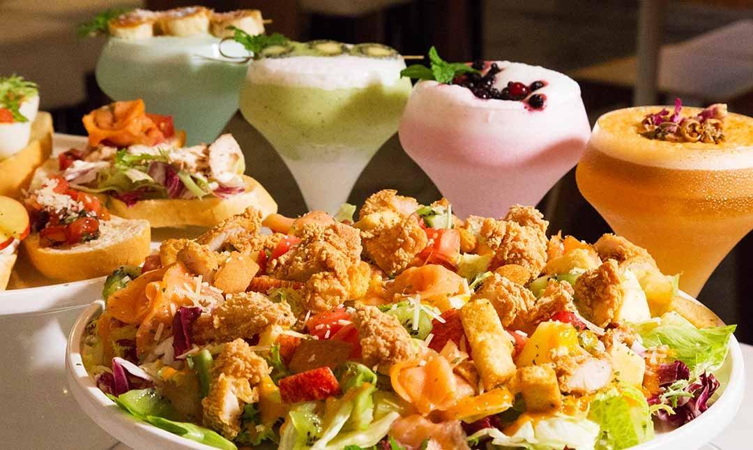 Mocktini 概念調飲餐館-四人午茶饗宴|輕食料理