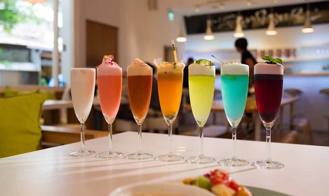 Mocktini 概念調飲餐館-Rainbow tinis |獨家特調