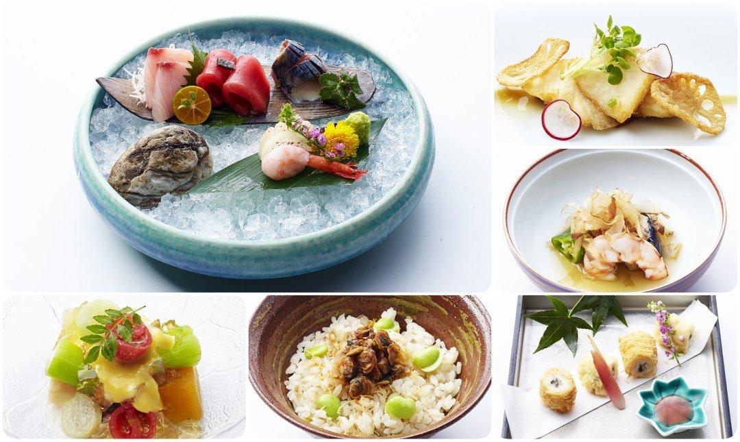 新都里懷石料理-雙人季節懷石套餐 | 免服務費