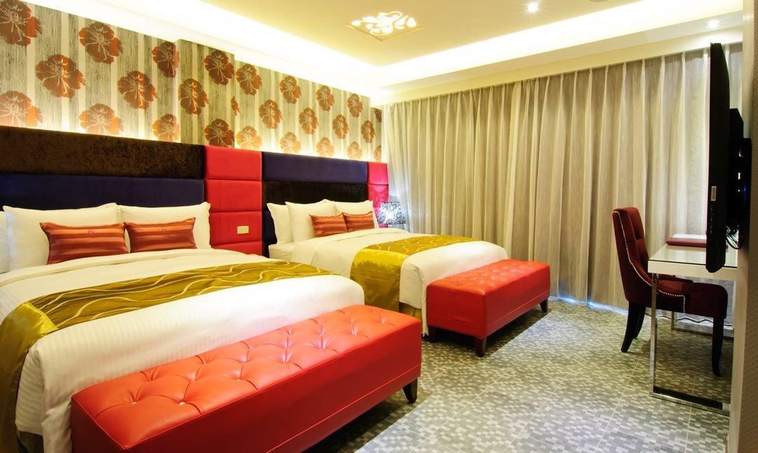 艾森堡時尚Motel-精品四人商務房 | 全通路最優惠