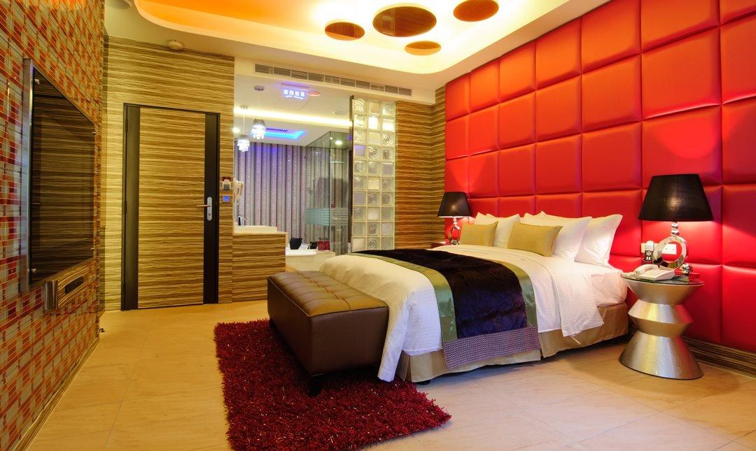 艾森堡時尚Motel-經典雅緻車庫房 2h|加購1h享優惠
