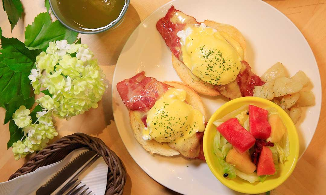 焙客鄉村廚房-經典大份量早午餐