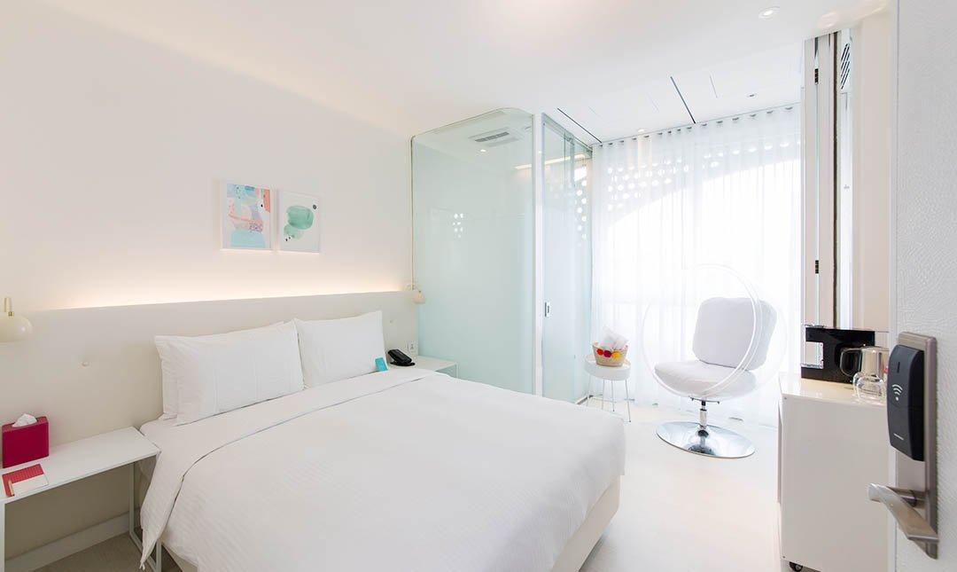 泡泡飯店 Hotelpoispois-泡泡大床房
