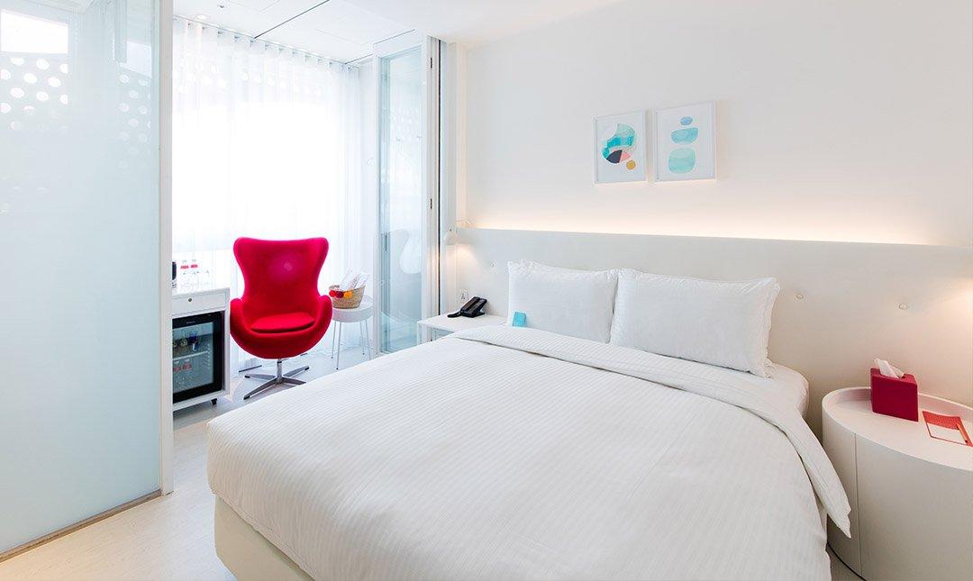 泡泡飯店 Hotelpoispois-泡泡浴缸房