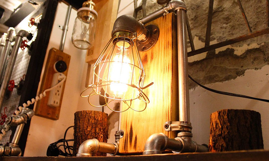 HUBOX 承德館-復古燈 DIY 1.5h x 質感耶誕禮