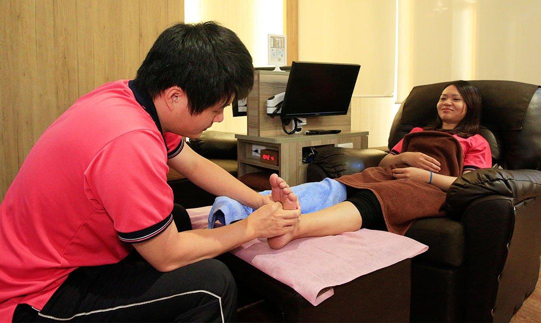 Shihzu Massage Health Center-Foot Massage 60 min