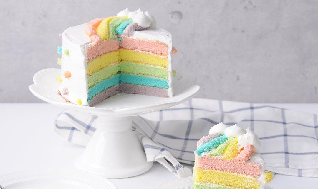 Funsiamo-夢幻芭蕾馬卡龍 / 彩虹蛋糕