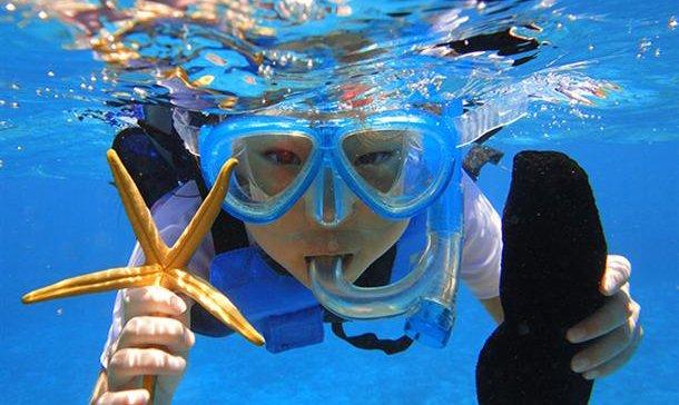Ocean Style-迷人水納島浮潛半日遊(兒童當日預約)