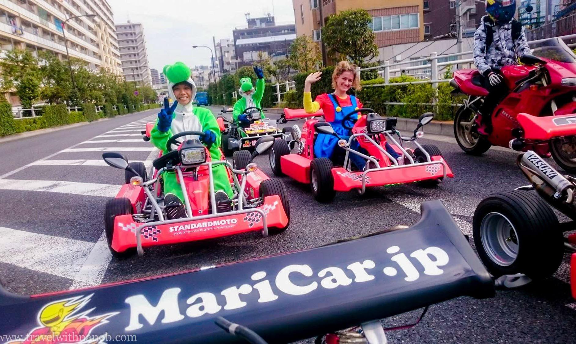 沖繩Mari Car-暢快2小時|跑跑卡丁車