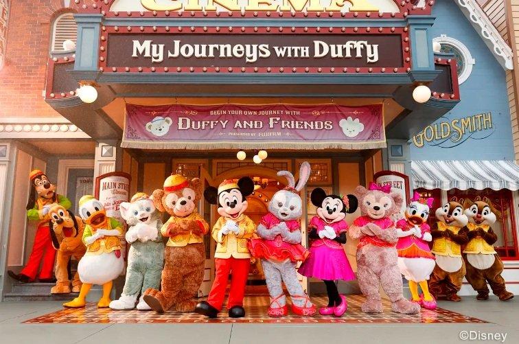 香港迪士尼樂園電子門票 Hong Kong Disneyland Ticket-新年特惠: 2 x 電子門票 1 日券