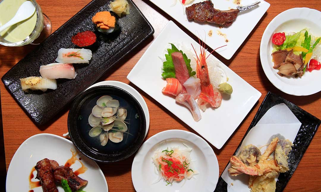 濱松町日本料理店-老饕最愛 | 雙人客製日式料理