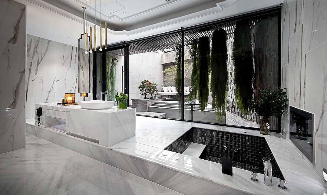 天韻旅館-L 大浴池房