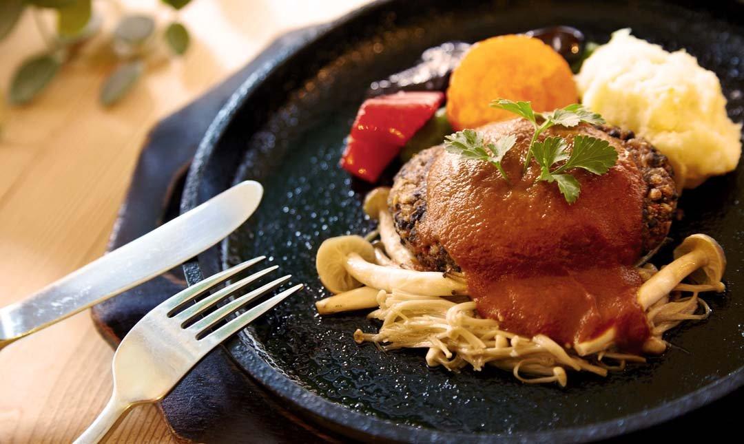 浮島花園-法式 Kanai 五道套餐
