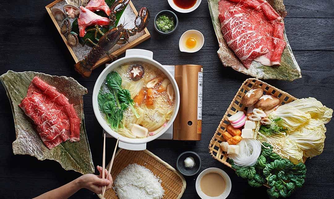 台北美福 晴山日本餐廳 | 劍南路站-單人晴山流桌席套餐