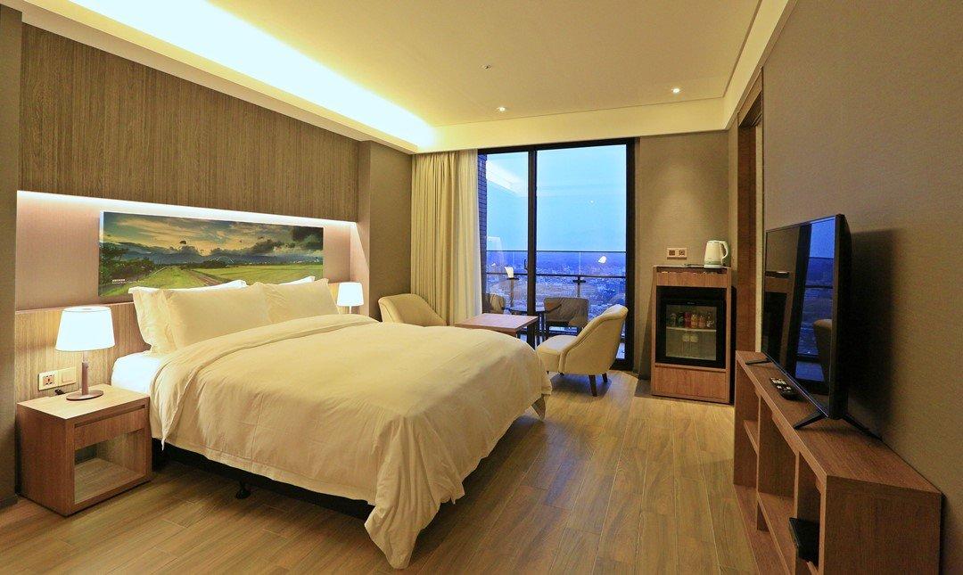 村却國際溫泉酒店-儷緻客房 3h x 雙浴池+露天陽台