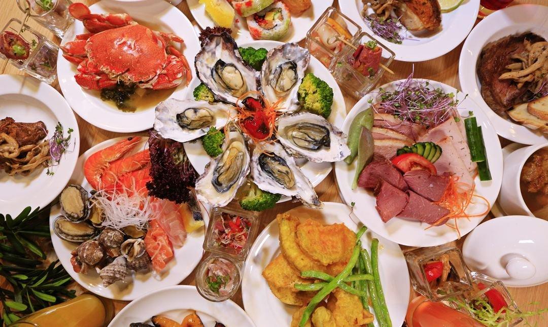 村却國際溫泉酒店-春節自助餐|雙人明廚自助百匯