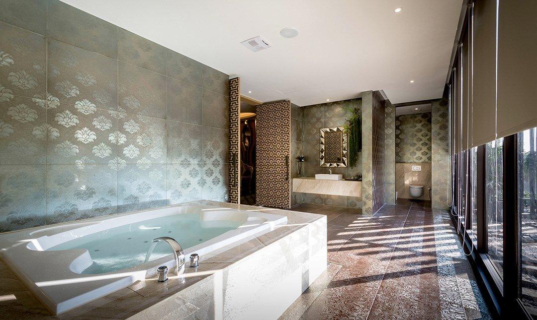 挪威森林 台中漫活館-輕旅漫活房|RC 氣泡浴缸