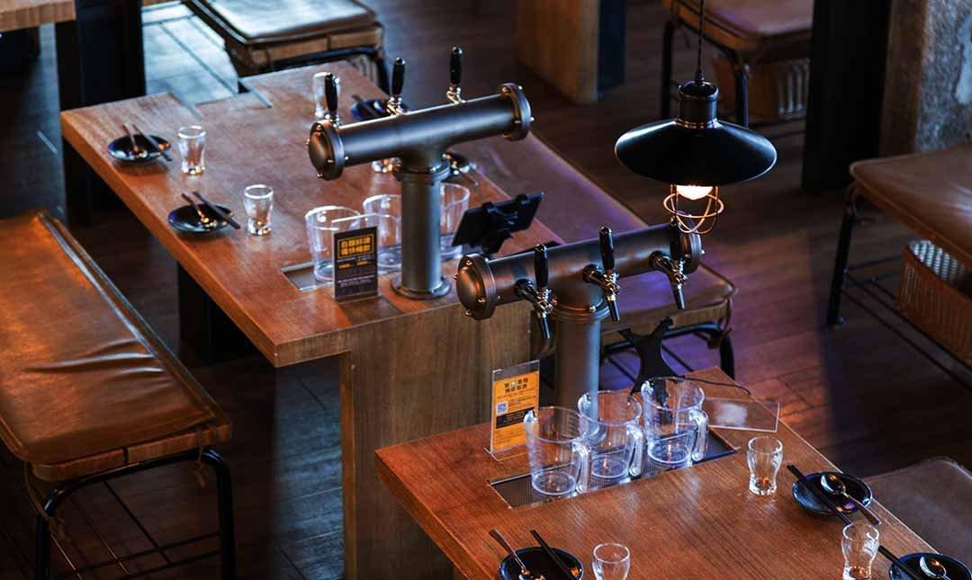 bEEru 啤調客啤酒屋-男子漢酒水暢飲方案|沁涼生啤