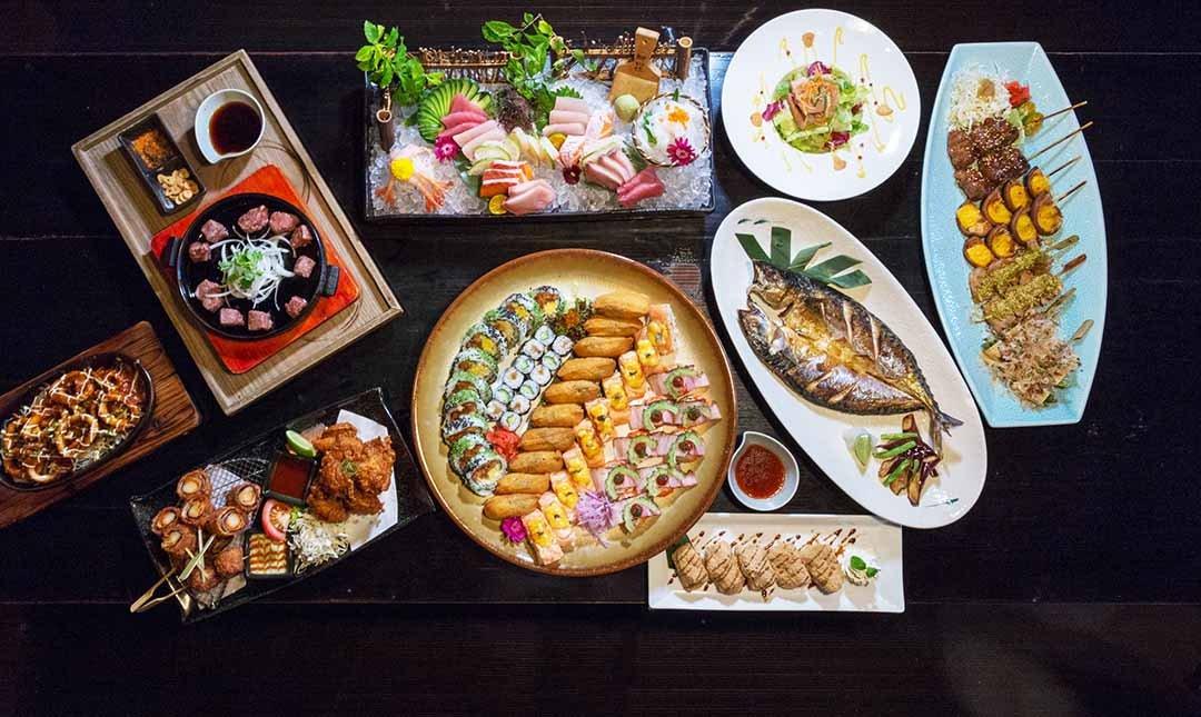 Dozo 和食居酒屋-10 人套餐