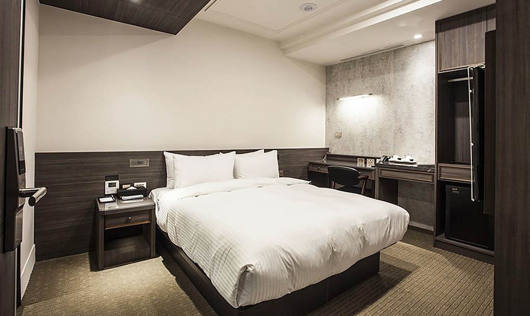 夢樓旅店-潮流的新舊融合 | 精緻雙人房