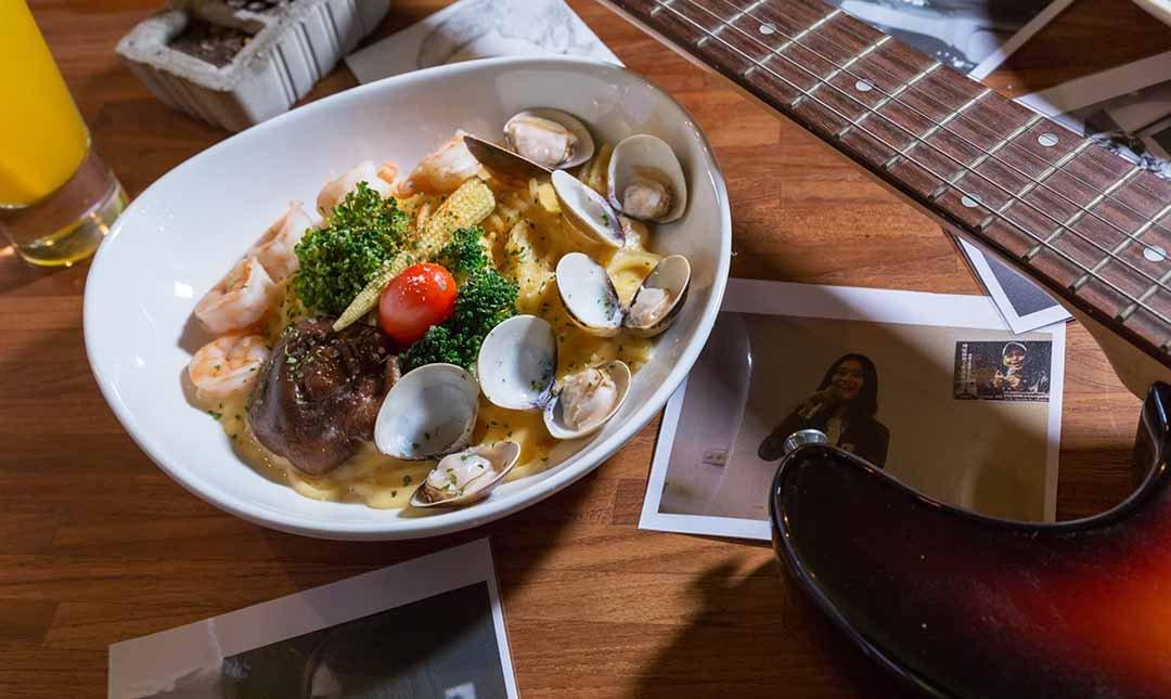 紅磚音樂餐廳-主廚單人套餐|套餐精選
