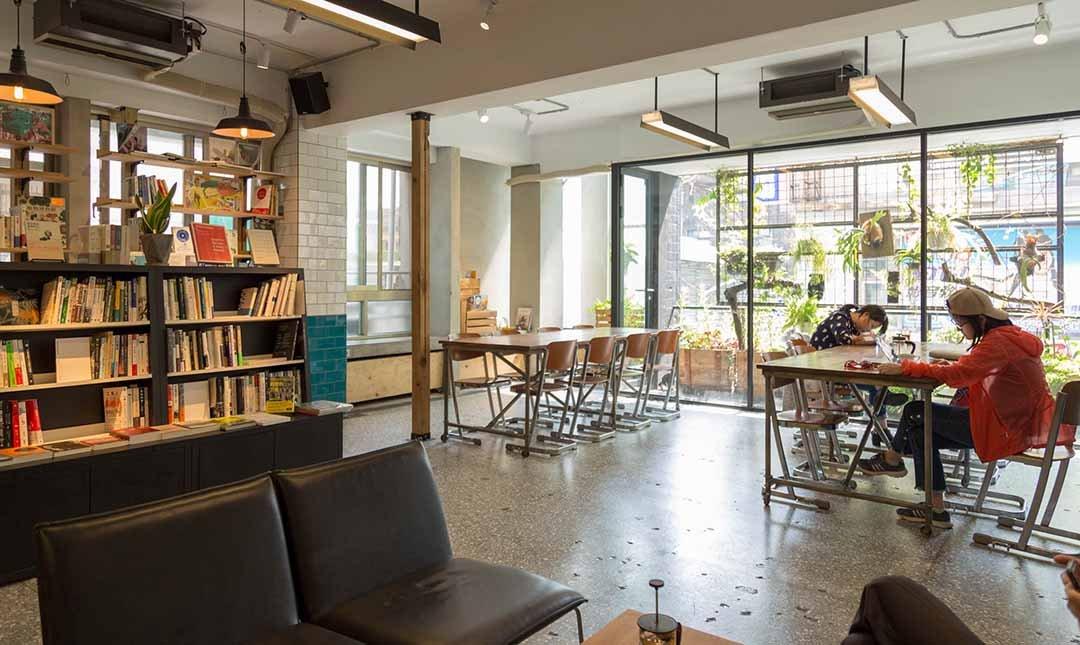 Fleet Street-適合看書辦公地 | 來 1 杯咖啡