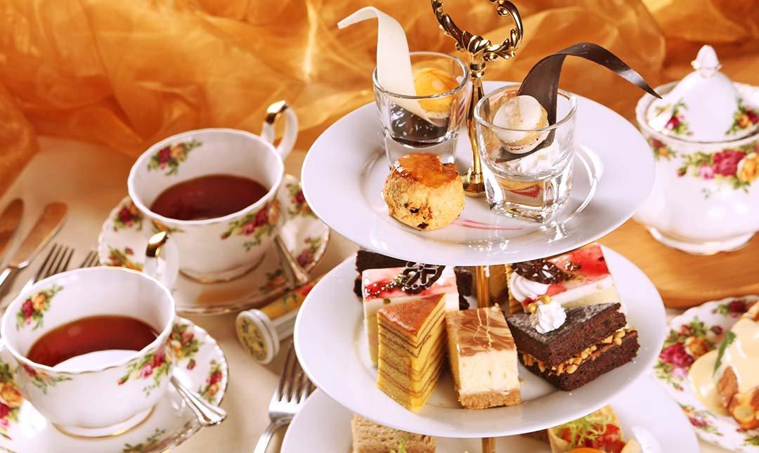 台北怡亨酒店-雙人位英式下午茶