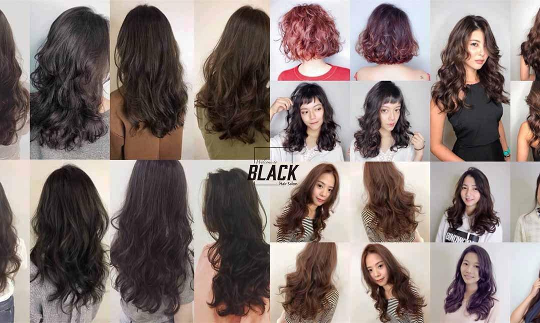 公館 Black Hair Salon-剪 + 燙 + 護