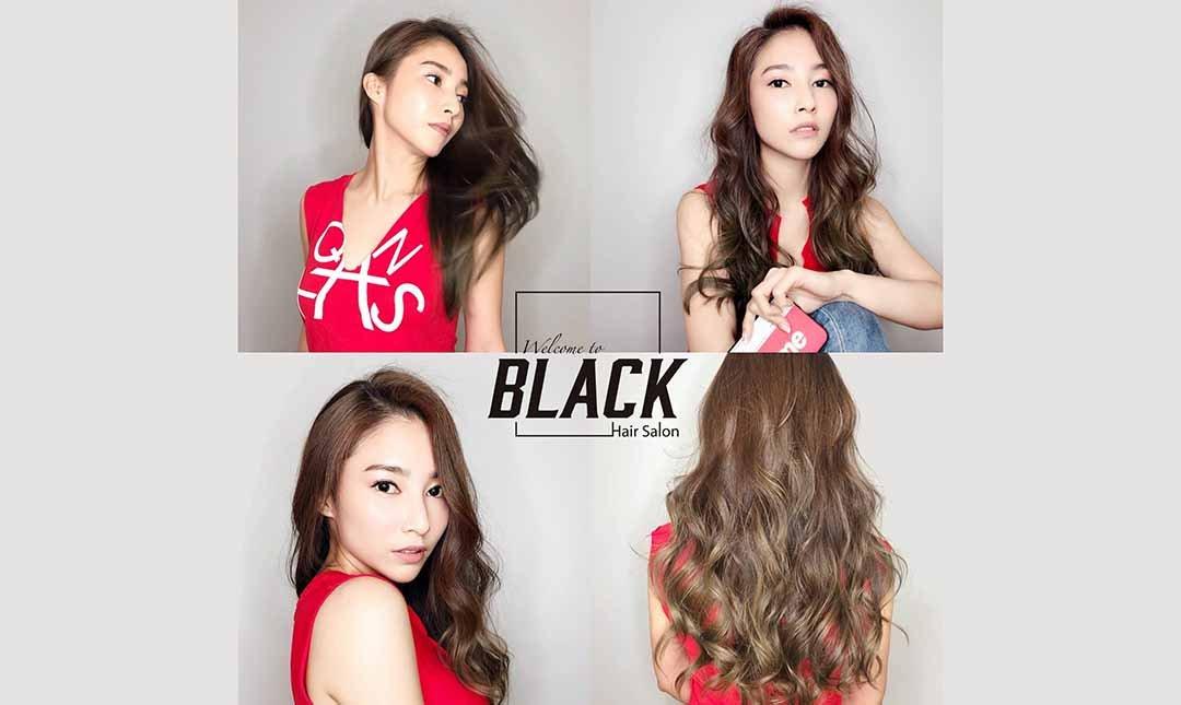 公館 Black Hair Salon-剪 + 護