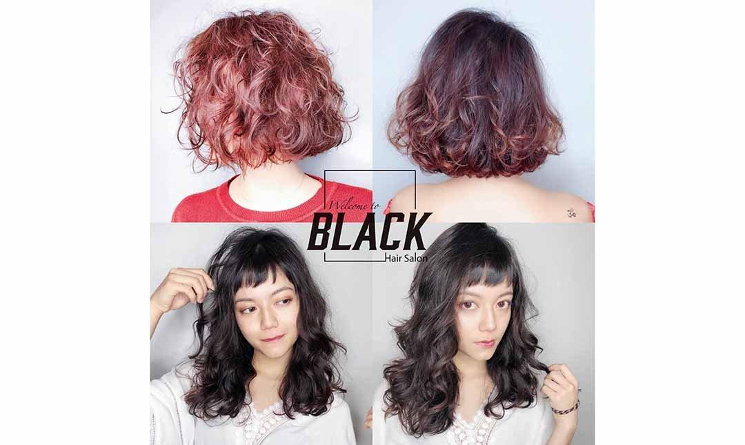 公館 Black Hair Salon-剪 + 燙 + 染 + 護
