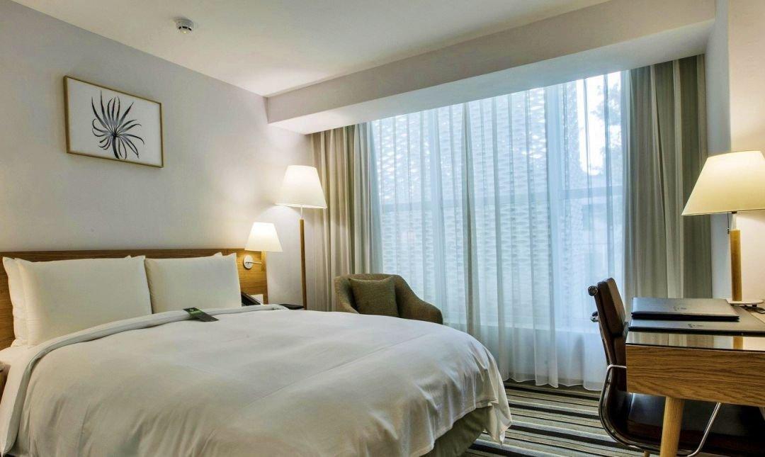卡爾登飯店 台中館-豪華單床房 12h