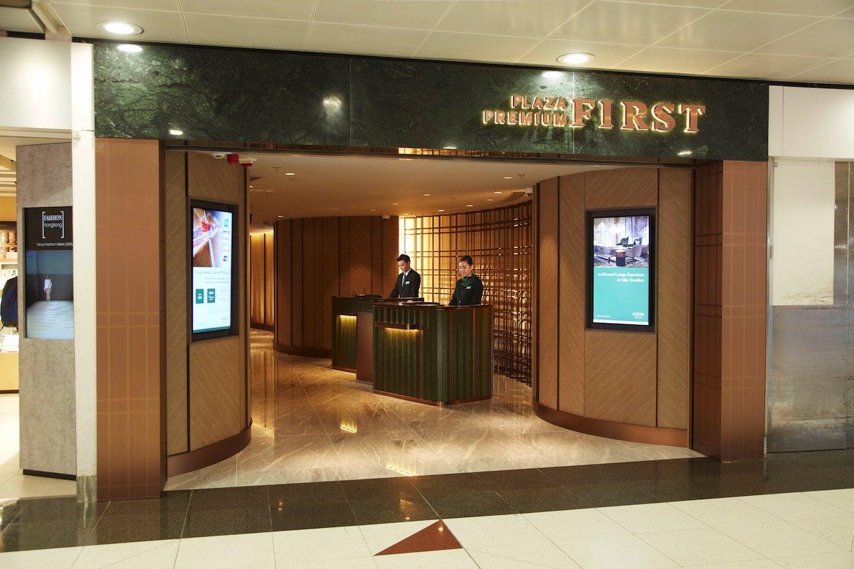 環亞優逸庭 Plaza Premium First-環亞優逸庭 休息 8h
