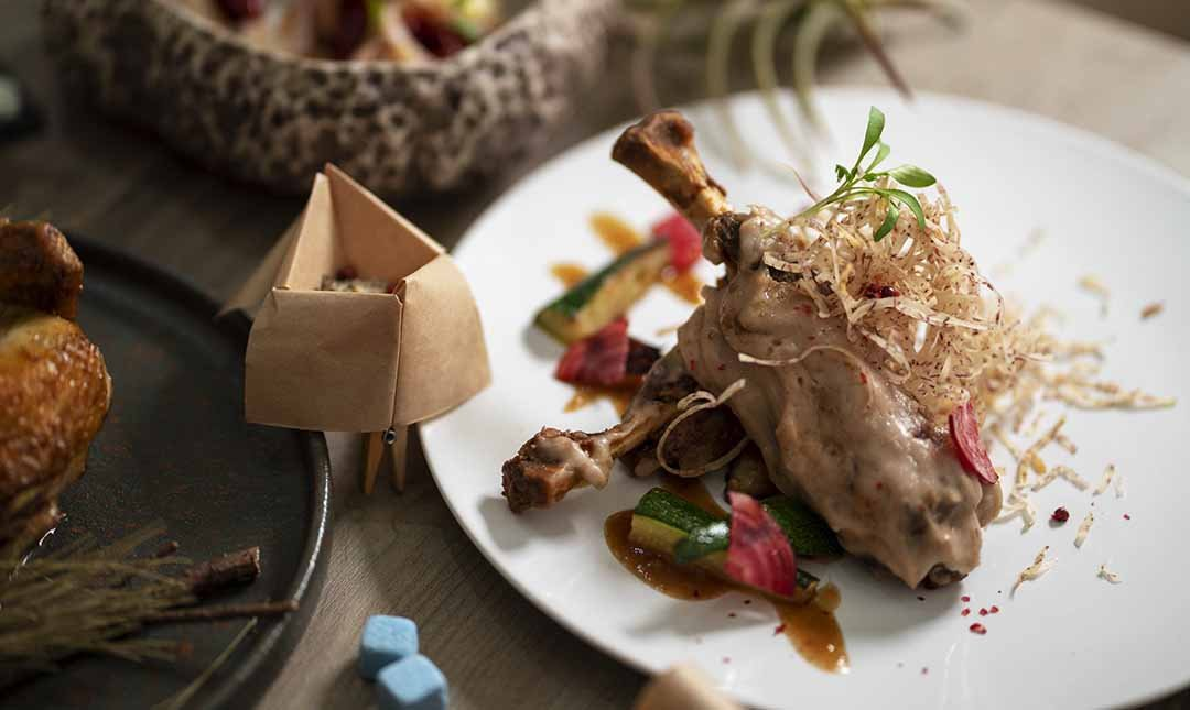Maison 家-創意中式餐酒|單人折抵 550 元