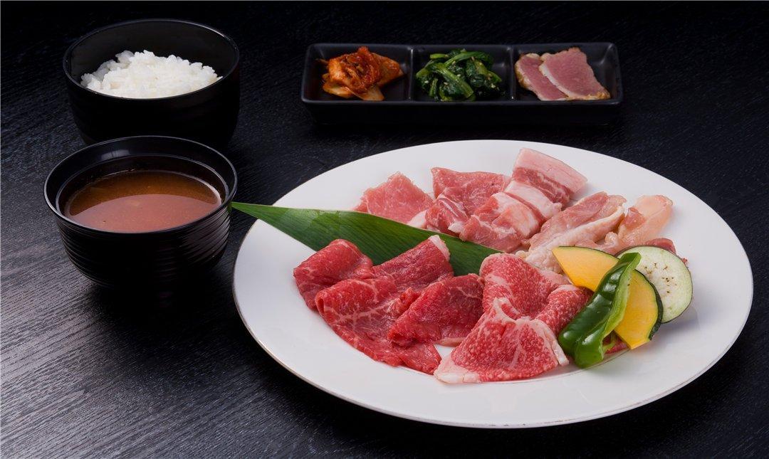 燒肉金城本店-石垣牛排 | 午間套餐