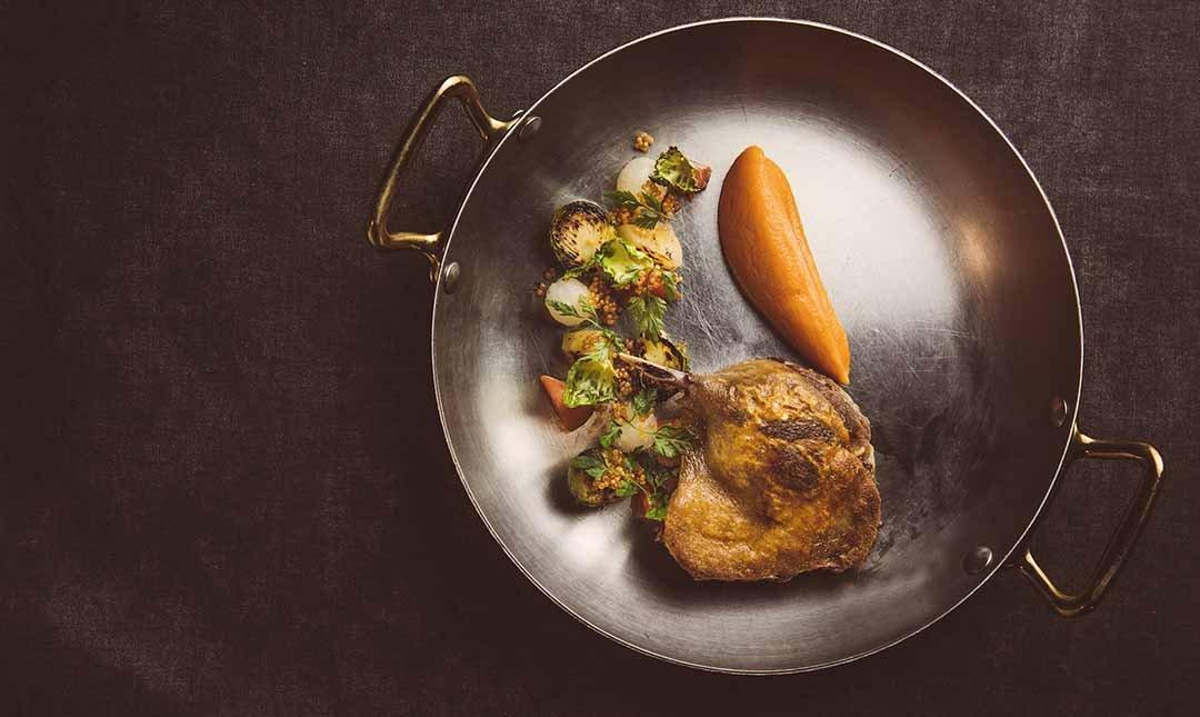 米其林餐盤 | Chou Chou法式料理餐廳-摩登法式料理 | 雙人午間菜單
