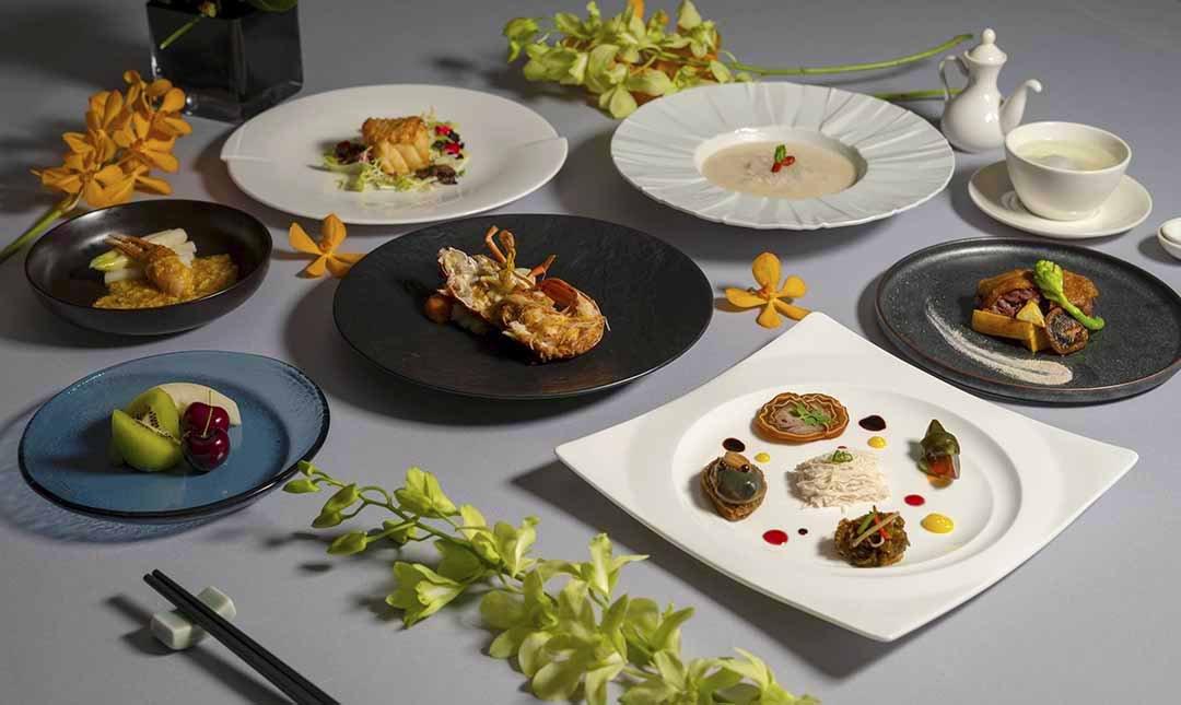米其林二星 | 台北喜來登 請客樓-雙人午間料理