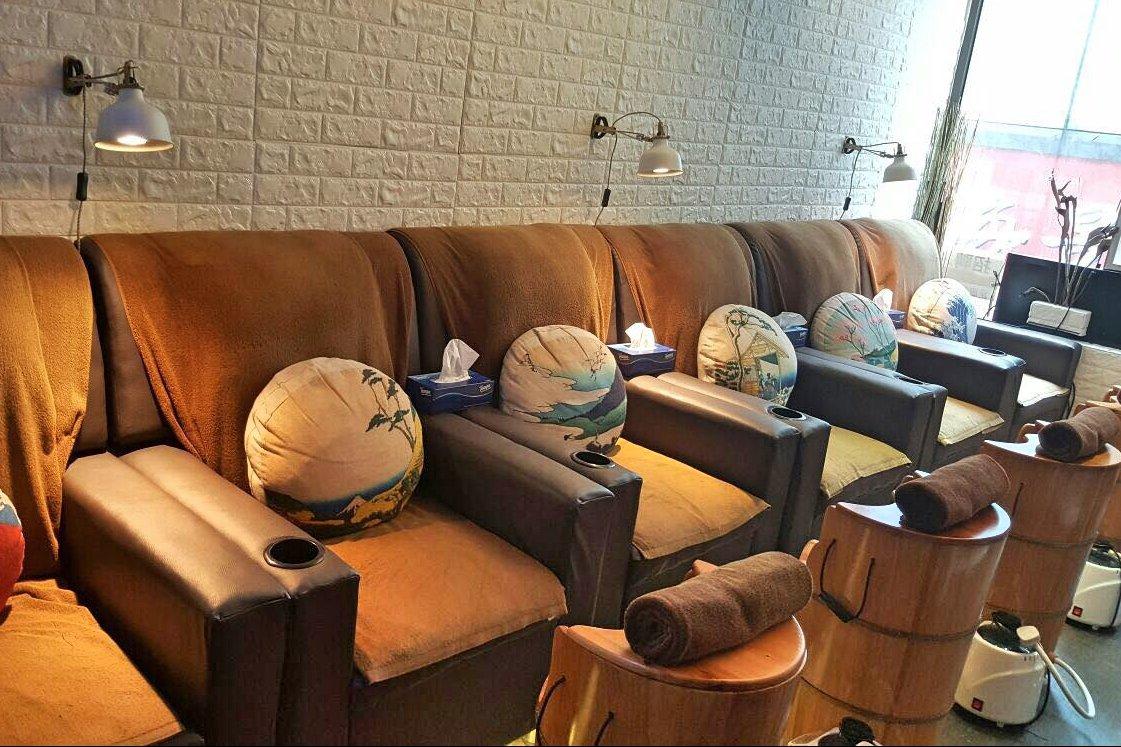 藏王山蒸療養生館-頭肩頸按摩 45分鐘