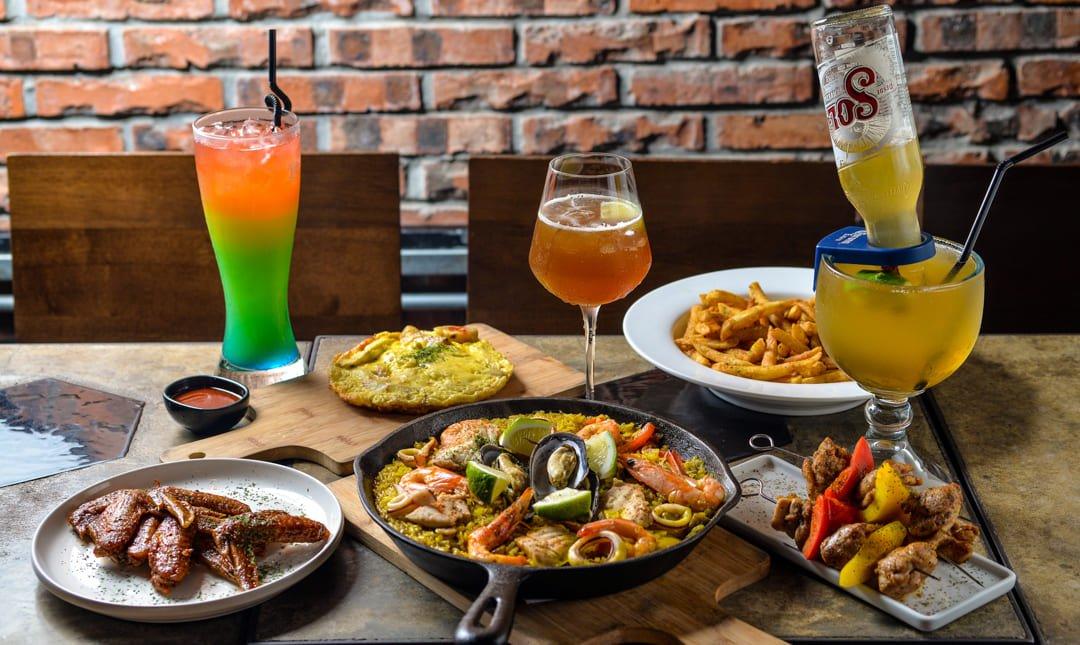 SOL bistro 料理小酒吧-兩杯調酒| 贈薯條 / 雞翅|享醉紅樓