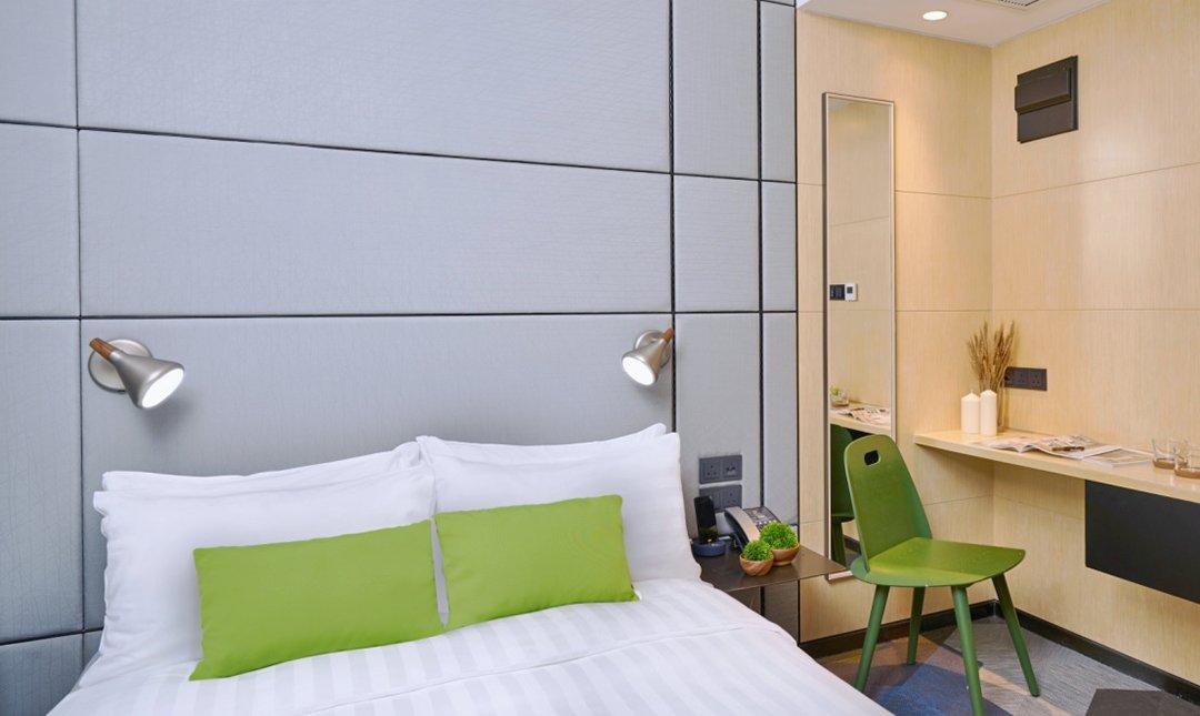 旭逸雅捷酒店 · 荃灣 Hotel Ease Access Tsuen Wan-標準客房 5h