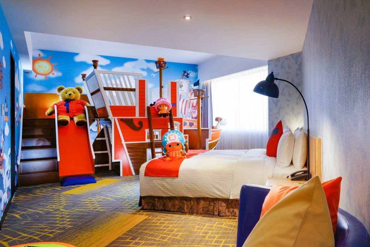高雄富野渡假酒店-富野好好玩客房|親子房