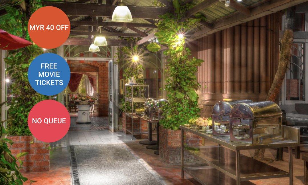 Tuscany - Putrajaya Marriott-UpinIpin Exclusive | Thank Goodness It's BBQ Friday (T.G.I.B.F) BBQ Buffet