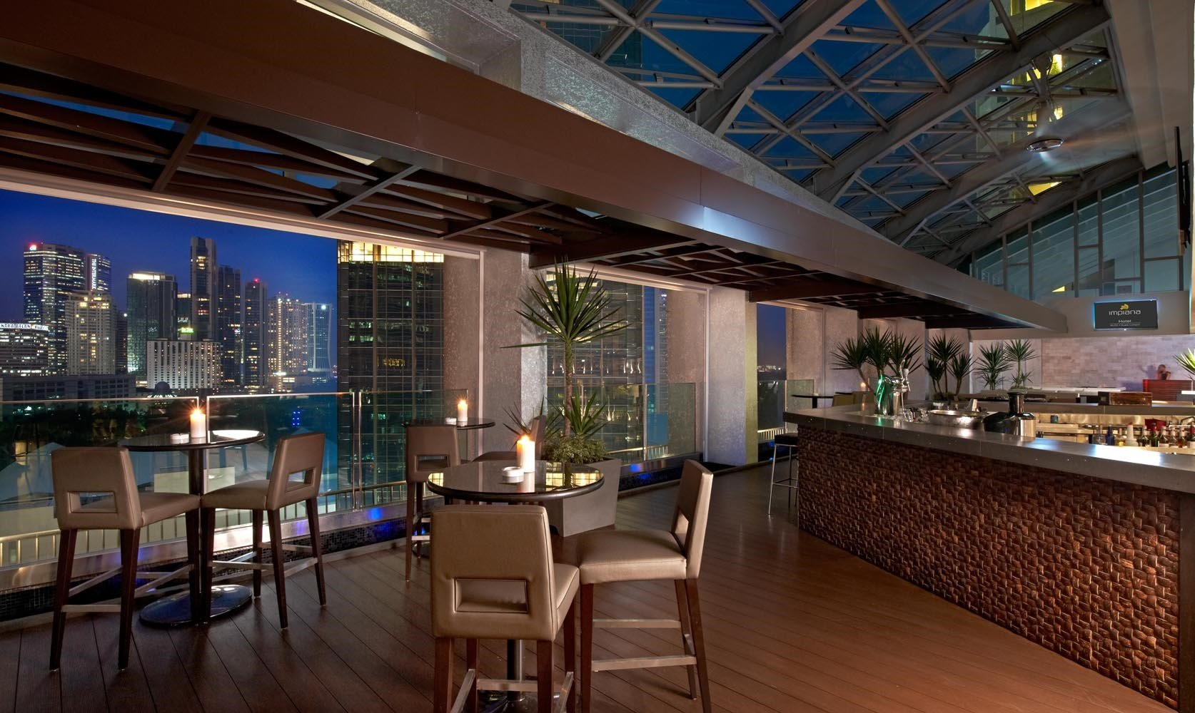 Impiana KLCC-[1 Person] Rooftop party with 2 drinks