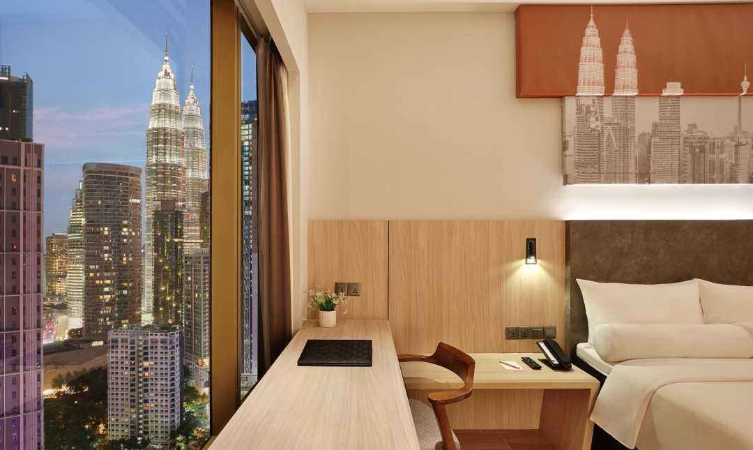 ibis KLCC-Valentine's Special | Room + Dinner | 2 Person