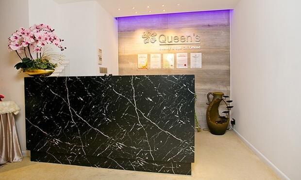 QUEEN'S BEAUTY & SPA (銅鑼灣)-Epionce :輕柔煥膚療程+冰球修復抗敏療程 60分鐘