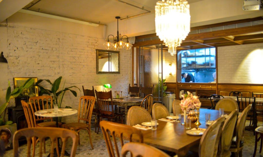 Old Seat Restaurant Cafe 川酒&咖啡-單人現場 500 元折抵|結帳享 85 折