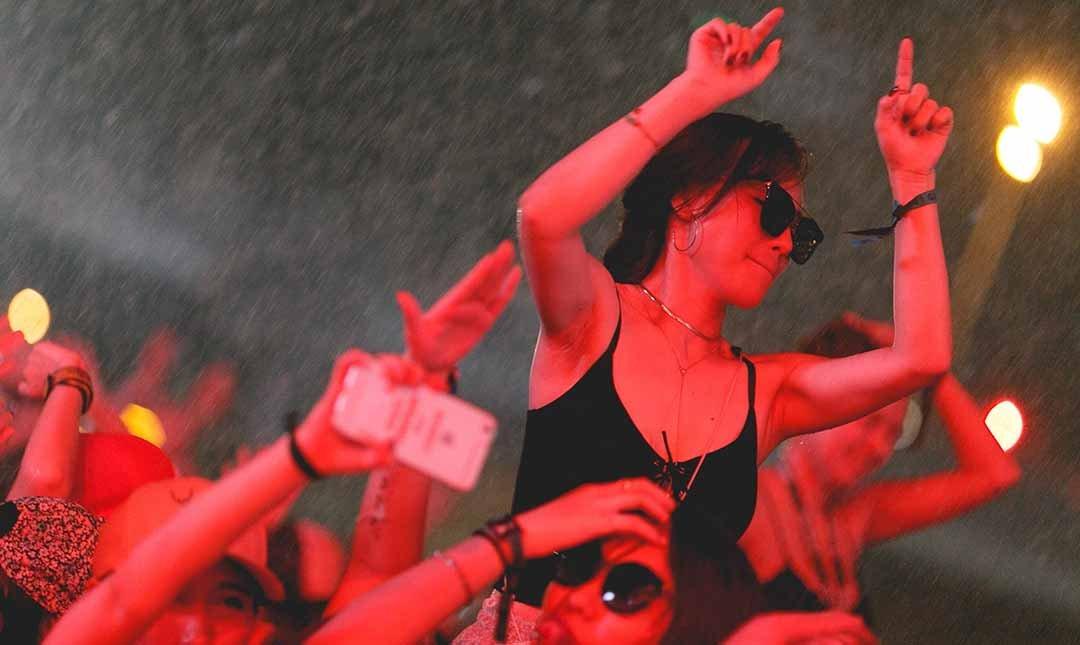 曼谷SIAM Songkran潑水音樂節-VIP票|單日票