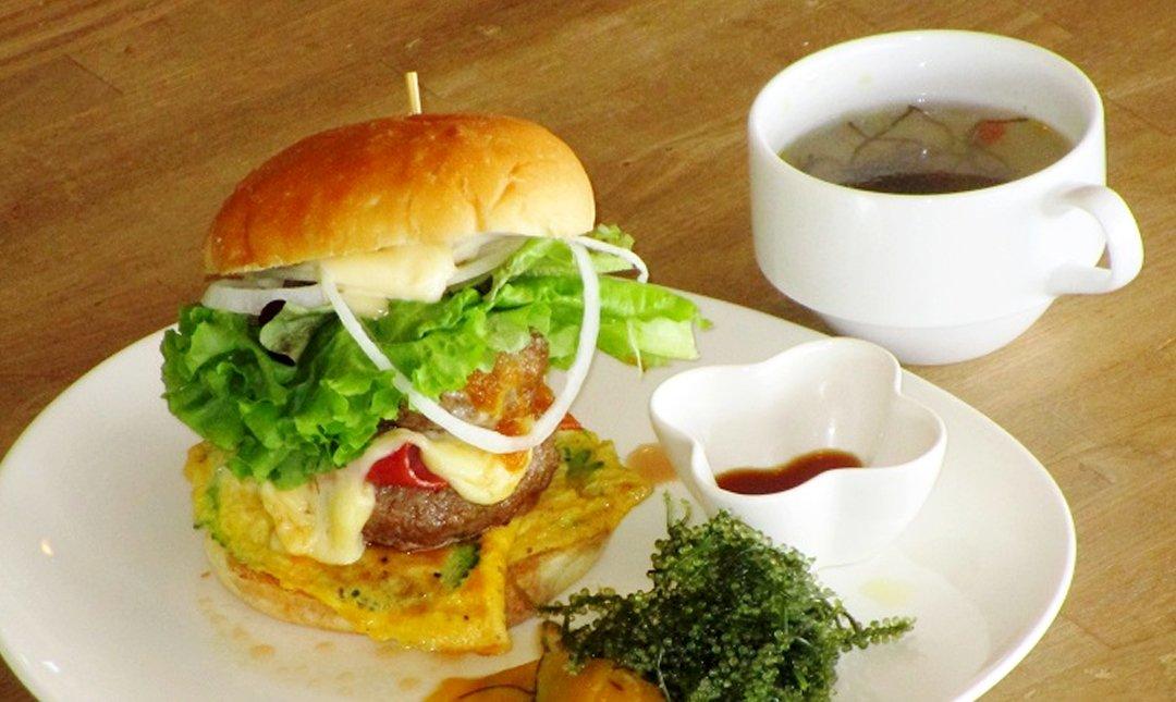 On the Beach CAFE-沖繩縣民優惠|琉球漢堡套餐